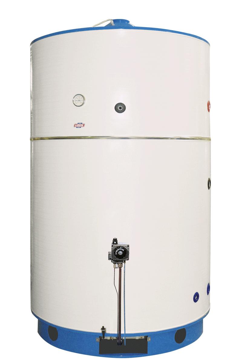 BG 1500-2000 - Scaldacqua TIRAGGIO NATURALE - fiamma pilota - vetroporcellanato