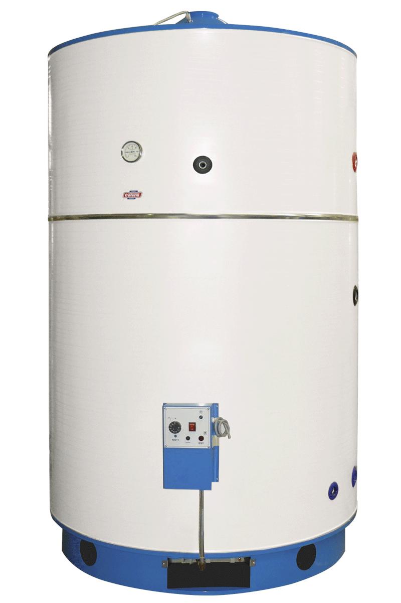 BGE 1500-2000 - TIRAGGIO NATURALE - accensione elettronica