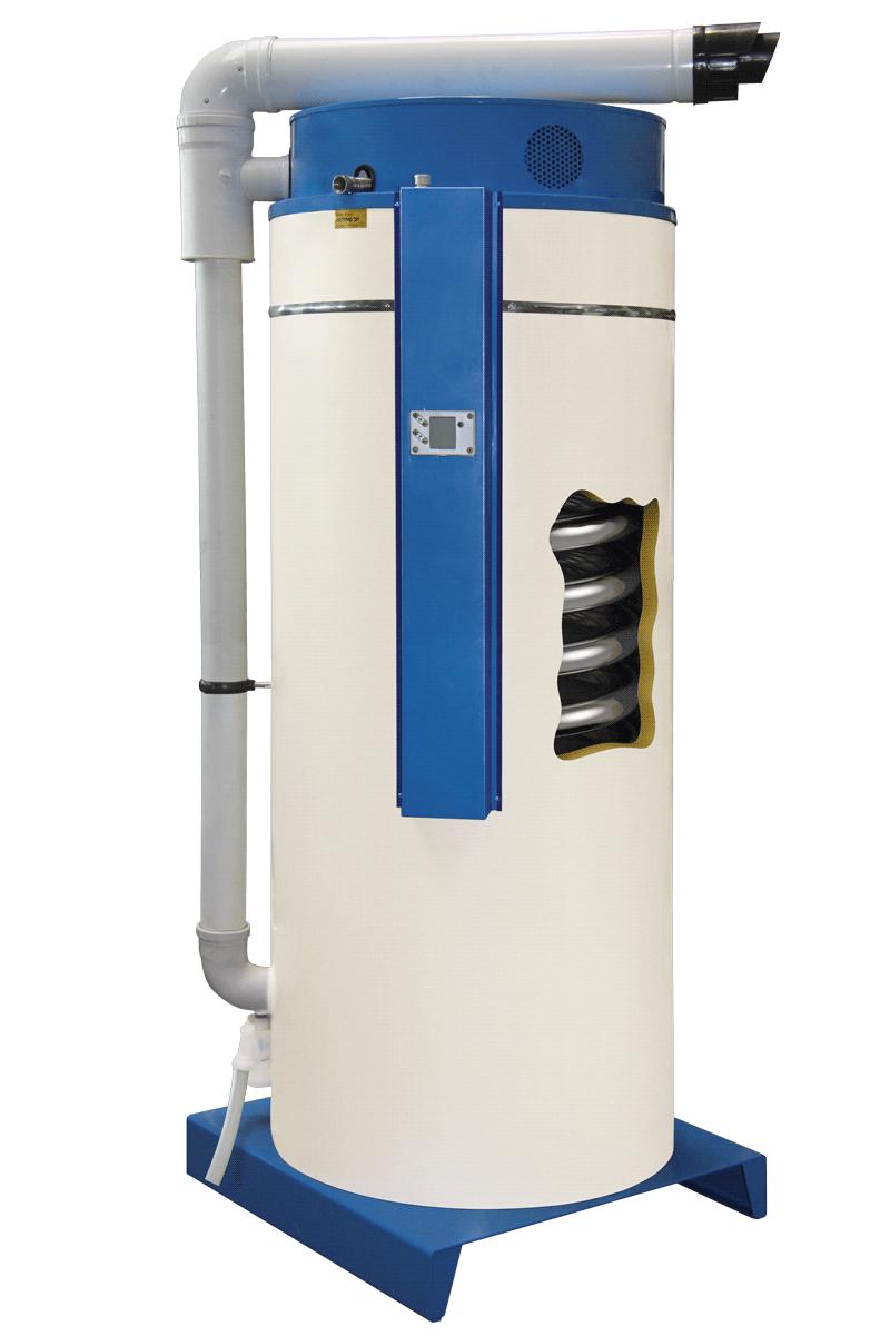 ONDA CP - Scaldacqua industriale a gas Acciaio inox